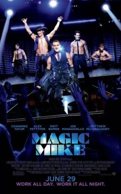 A Straight Man Exposes Himself To Magic Mike Fretts On Film