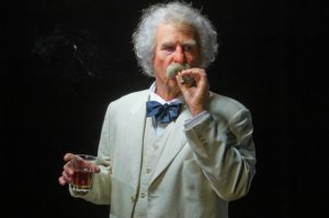 Never the Twain: Kilmer as Samuel Clemens