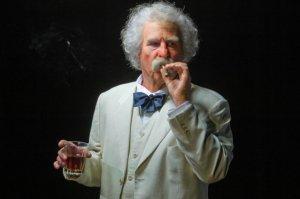 Never the Twain: Kilmer as Samuel Clemens