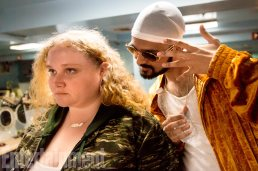Patti Cake$ (2017) Danielle MacDonald as Patti and Siddharth Dhananjay as Jheri