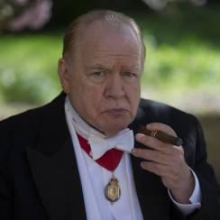 Churchill still