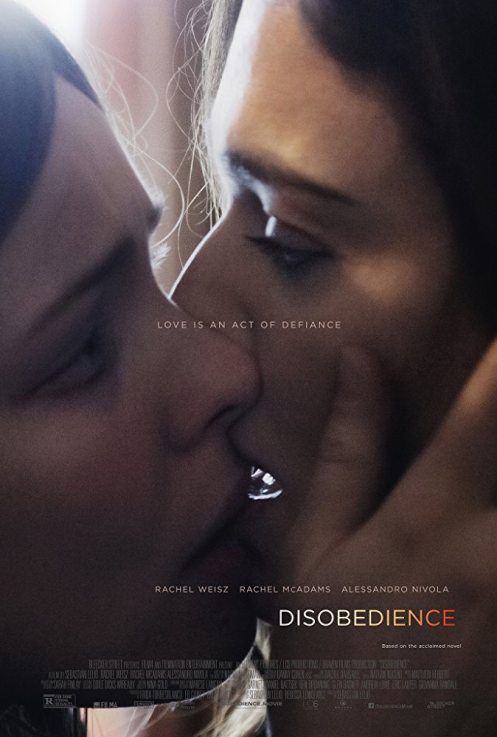 Disobedience-poster