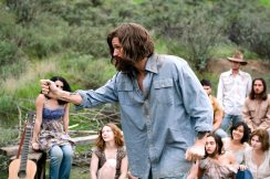 "Matt Smith as ""Charles Manson"" in Mary Harron's Charlie Says. Courtesy of IFC Films. An IFC Films Release."